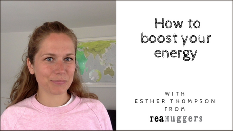 How to boost your energy in 5 easy steps