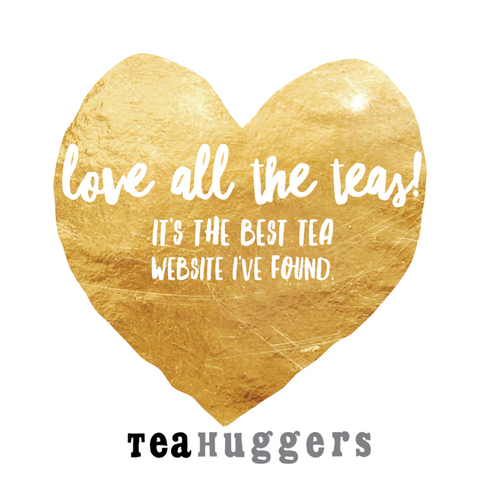 Awesome feedback on our feel good teas