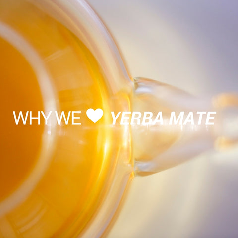 Why we love Yerba Mate