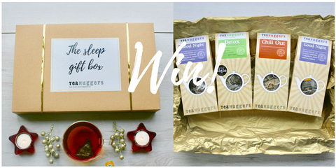 Win our sleep gift box