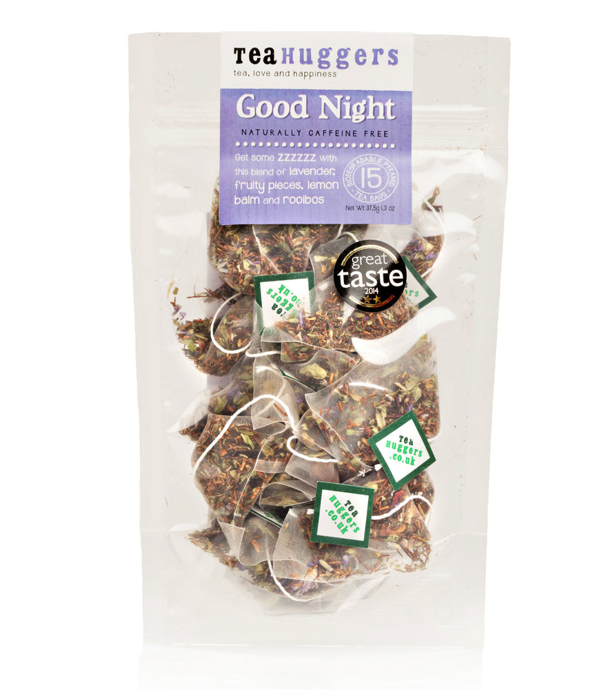 4 x Good Night letterbox teas @ £4.85 each.