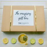 The energising gift pack with free gift box!