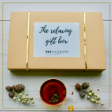 The relaxing gift pack with free gift box!