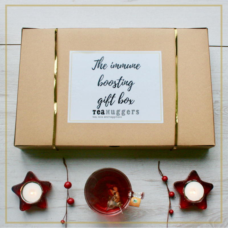 The immune boosting gift pack with free gift box!