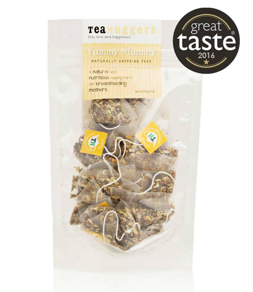 Tea Huggers award winning Yummy Mummy blend