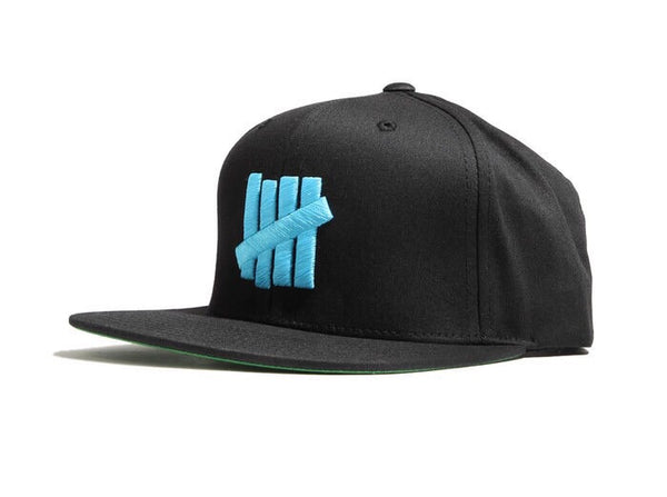 Undefeated 5 Strike Snapback