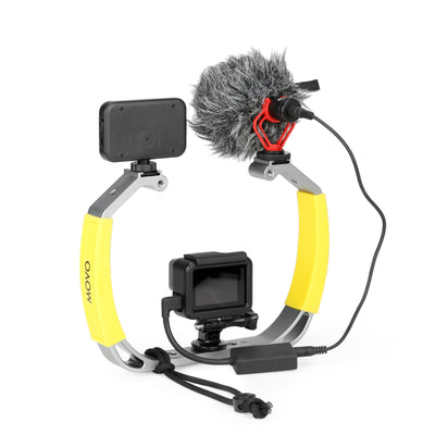 Movo GB-U80 Underwater GoPro Diving Mount