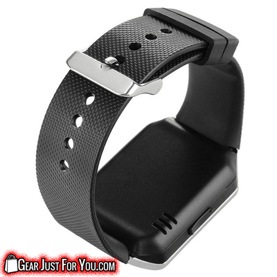 Best Price Amazing Wide Range Compatible Bluetooth 3.0 Smart Wrist Watch - Gear Just For You.com