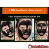 Image of Effective Deep Clean Oil Blackhead Remover Bamboo Charcoal Mud Peel Off Face Mask