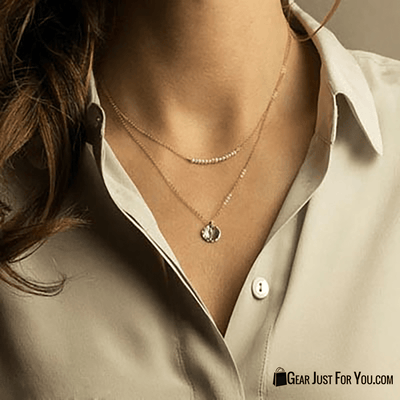 Attractive Fashion Charm Jewelry Crystal Pendant Necklace - Gear Just For You.com