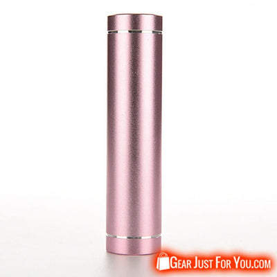 2600mAh Portable External USB Power Bank For Mobile Phones - Gear Just For You.com