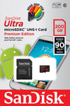 Ultra 200GB Micro Fast SD Sandisk - Gear Just For You.com