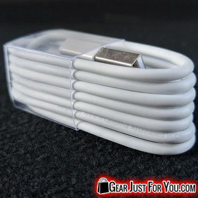 OEM Original Apple iPhone Lightning USB Cable Charger - Gear Just For You.com