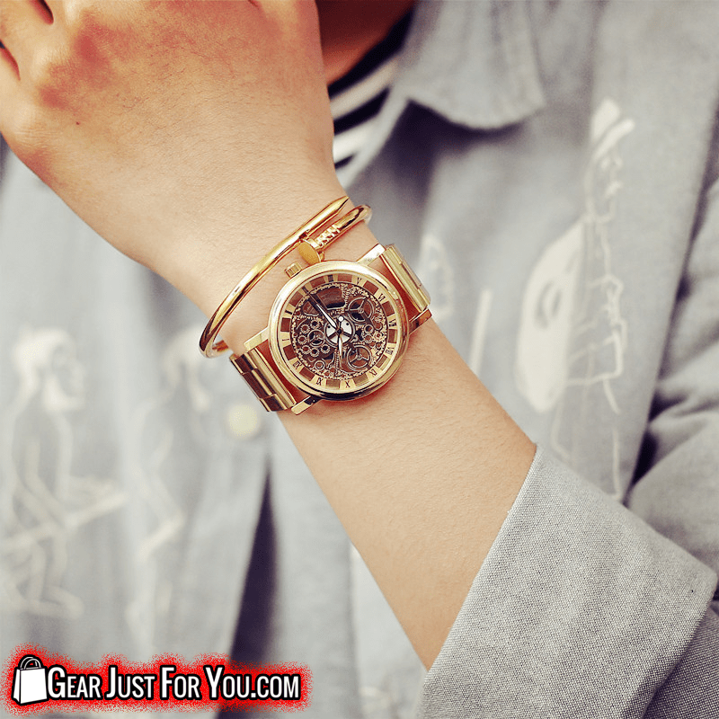 ny watches with watch caravelle citricouture styling