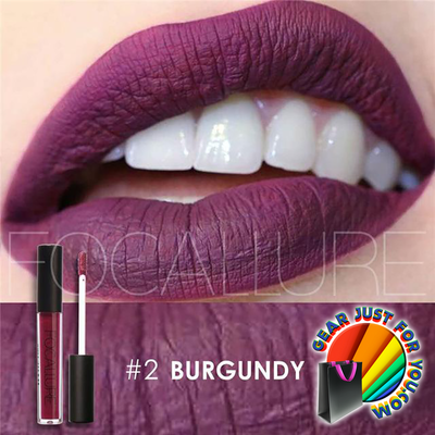 Rich Creamy Waterproof Liquid Lipstick Matte 18 Hours of Wear Redefines Luxury