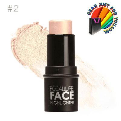 Beautiful 4 Color Face Shimmer Light Powder Contour Makeup