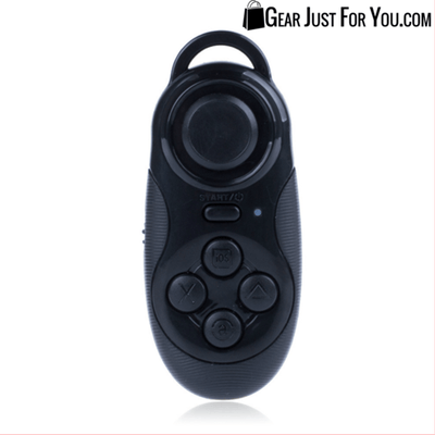 iPhone Bluetooth + Selfie Remote +Controller - Gear Just For You.com