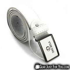 Casual Luxury Leather Automatic Buckle Belt Waist Strap For Men