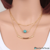 Attractive Fashion Charm Jewelry Crystal Pendant Chain - Gear Just For You.com