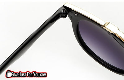 Women's Fashion Retro Vintage Shades Cat Eye Sunglasses - Gear Just For You.com