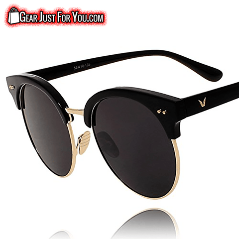 Full Harmful Rays PROTECTED Superior COMFORT Durable LIGHTWEIGHT Frame Sunglasses