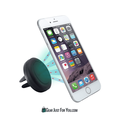 Universal Magnetic Car Air Vent Holder Stand Mount For Mobile Phones - Gear Just For You.com