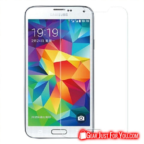 Image of HD Tempered Glass for Samsung Note 3 & Note 4