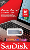 Spectacular Cruzer Force 16GB STORAGE Pen Drive