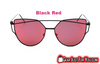 Image of HARMFUL Ray Protected KOREAN Cat's Eye Design Fashionable Female Eye Wear