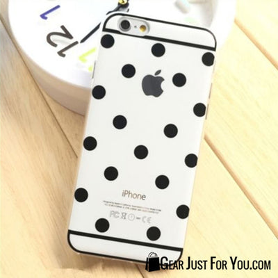 New Candy Bling Gliter Soft Silicone Case Cover For iPhone - Gear Just For You.com