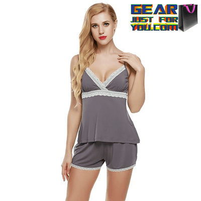 Ultra-Lightweight Comfortable Eco-Friendly Sexy Sleepwear - Gear Just For You.com