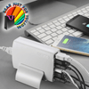 Ultra Fast Intelligent 6-Port Universal USB Desktop Charger - Gear Just For You.com