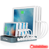 Juicy Power 7-Port Universal Attractive USB Desktop Charging Station - Gear Just For You.com