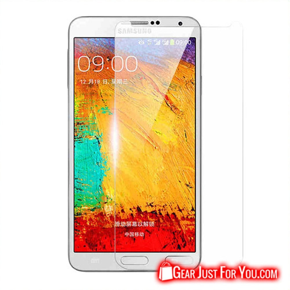 HD Tempered Glass for Samsung Note 3 & Note 4