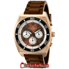 Luxurious Analog Quartz Stainless Steel Water Resistant Luminous Men's Brown Watch - Gear Just For You.com