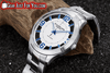 Protective Krysterna Crystal Dial Silver TRANSPARENT Quartz WATERPROOF Analog Wrist Watch - Gear Just For You.com