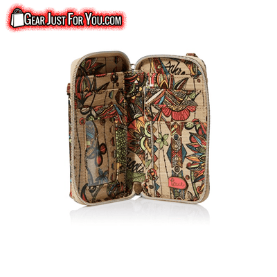 Amazing Coated CANVAS Smartphone Organizer - Gear Just For You.com