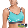Superb Bounce Control Maximum Impact Support Breathable Running Bra