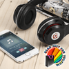 Exclusive Design Wireless Stereo Bluetooth Portable Folding Headphones