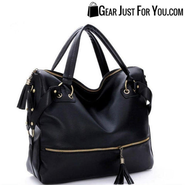 Women's Handbag Shoulder Bag Tote Purse PU Leather - Gear Just For You.com