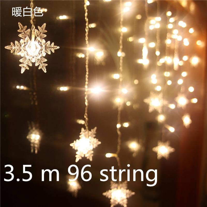 Easy To Use Energy Efficient Christmas Decoration Lights For Home