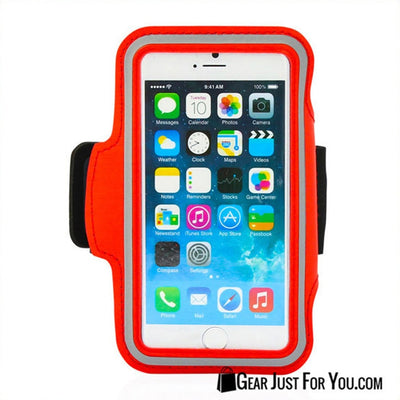 New Sports Gym Armband Premium Jogging Case Cover Holder - Gear Just For You.com