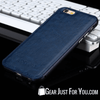 Luxury Aircraft Aluminum+Leather Phone Case Cover for iPhone - Gear Just For You.com