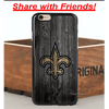 New Orleans Saints Exclusive Case iPhone 6 6plus 4 4S 5 5S 5C - Samsung Galaxy Note3 Note4 S4 S5 - Gear Just For You.com