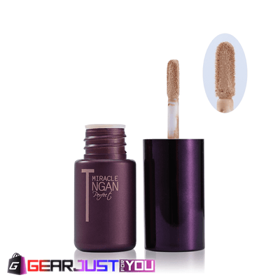 Gorgeous Flawless Acne-Free Skin Moisturizing Oil Control T-Zone Concealer