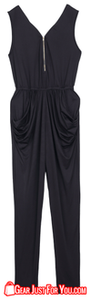 Exclusive Chiffon Black Jumpsuits offer long lasting Quality