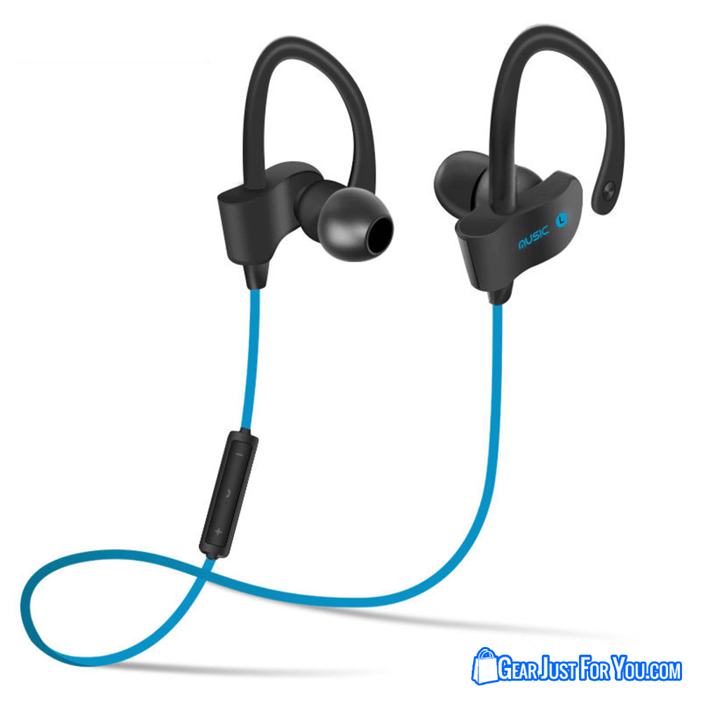 high quality universal sport wireless bluetooth headset v 4 1 gear just for you. Black Bedroom Furniture Sets. Home Design Ideas