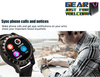 Universal Heart rate ECG Monitor Supported Bluetooth Smart Wrist Watch - Gear Just For You.com