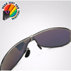 Image of Fashionable UV Protected HD Polarized Men's Outdoor Driving Rimless Sunglasses