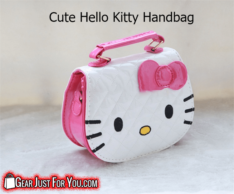 Attractive Design Cute Hello Kitty Mini Hand Bag Gear Just For You